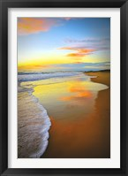 Framed Beach Sunrise