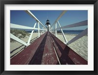 Framed Light House