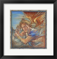 Framed Avenging Angel
