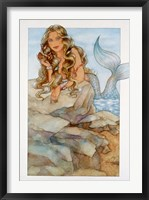 Mermaid 1 Framed Print