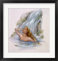 Framed Mermaid 4