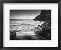 Sea Storm II Framed Print