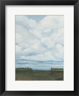 Billow II Framed Print