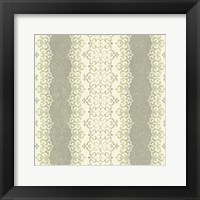 Framed Downton Stripe II