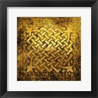 Antiquity Tiles V Framed Print