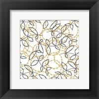 Framed Daisy Chain II