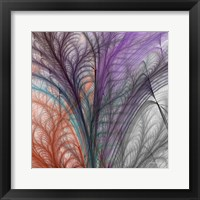 Sea Fern II Framed Print