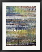 Rushes II Framed Print