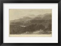 Framed Smoky Mountains
