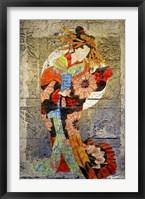 Entertainer I Framed Print
