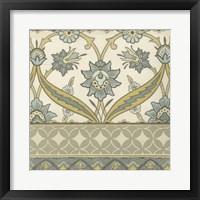 Moroccan Serenade III Framed Print