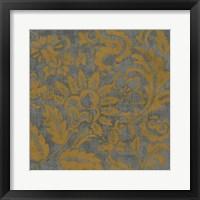 Mandarin Grove I Framed Print