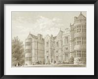 Framed Burton Agnes, Yorkshire