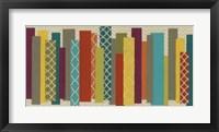Patternscape I Framed Print