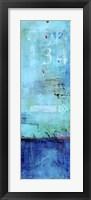 Pier 34 II Framed Print