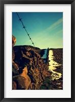 Blue Skies I Framed Print