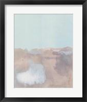 Tide Pools I Framed Print
