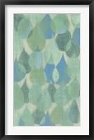 Rain Drops II Framed Print