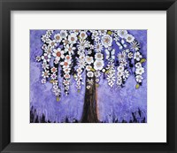 Framed Butterfly Tree