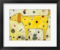 Framed Yellow