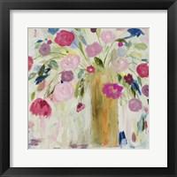 Framed Friendship Blooms