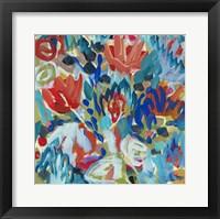 Asana Framed Print