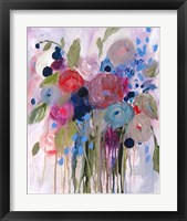Framed Fresh Bouquet
