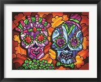 Framed Day of the Dead 1