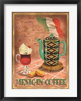 Framed Mexican Coffee
