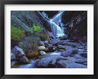 Framed Waterfall A