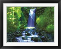 Framed Waterfall B