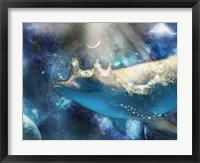 Framed Dolphin Guardian