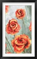 Framed Flower Play