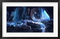 Framed River Styx