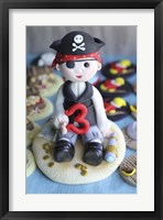 Framed Boy Pirate 3 2014