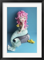 Framed Mermaid Nona