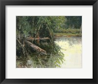 Framed Quiet Waters