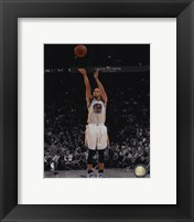 Framed Stephen Curry 2014--15 Spotlight Action