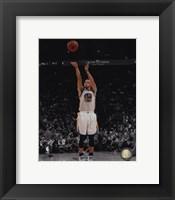 Framed Stephen Curry 2014--15 Spotlight Action