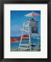 Framed Lifeguard