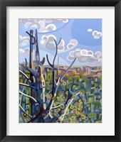 Framed Hockley Valley