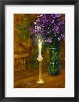 Framed Candle