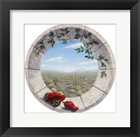 Framed Ladybug for Luck
