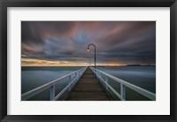 Framed Pier 1
