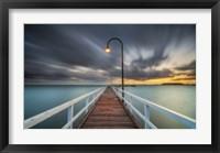 Framed Lagoon Pier 2