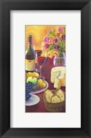 Framed Fiori e Vino