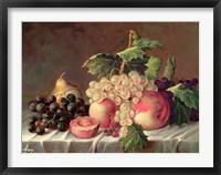 Framed Fruit