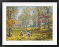 Framed Autumn Dance - Kids Ability