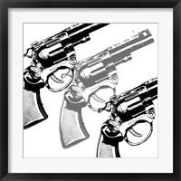Framed Bang, bang