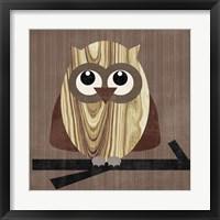 Owl 2 Framed Print